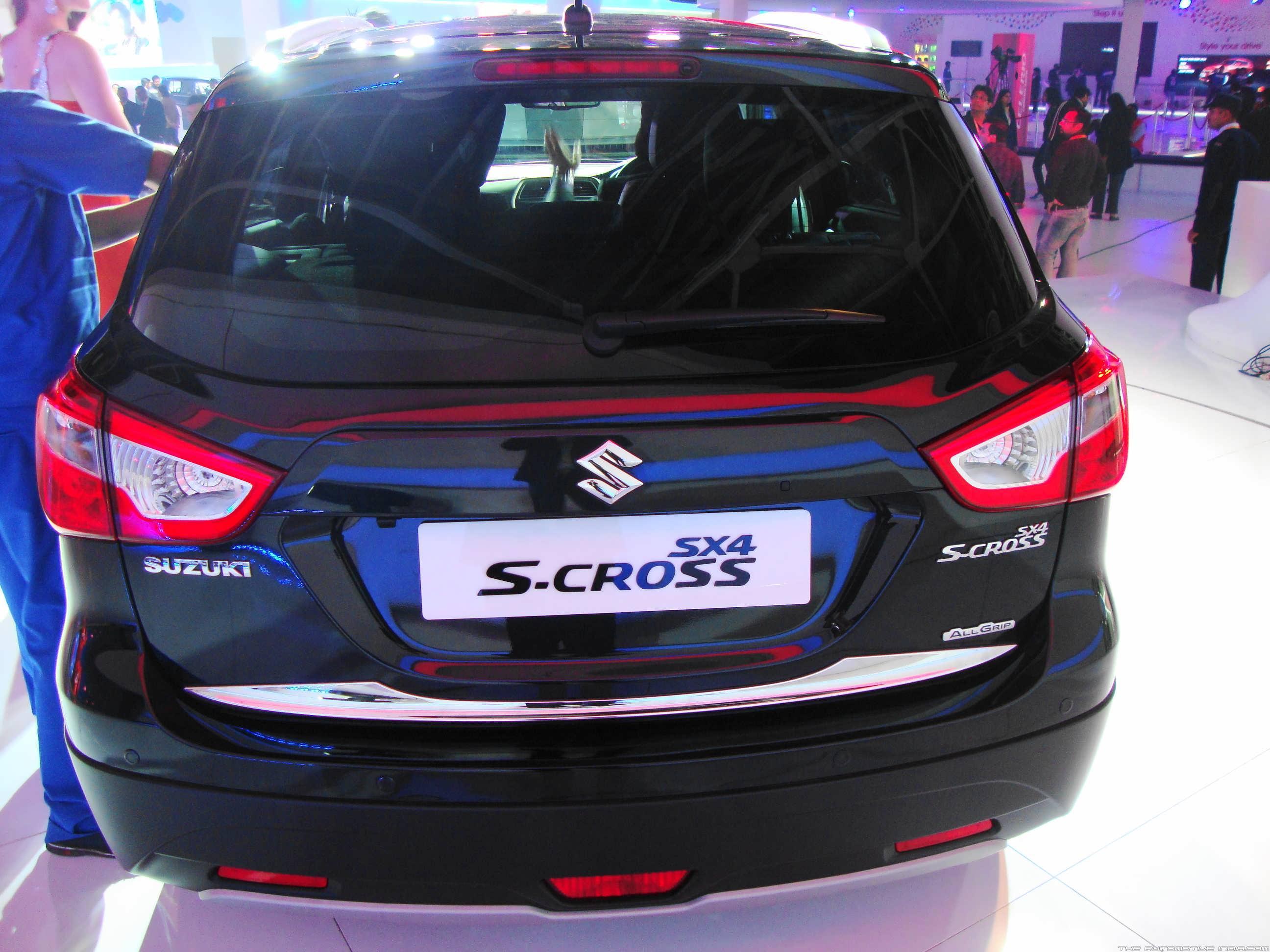Maruti Suzuki Sx4 S Cross Engine Details Out