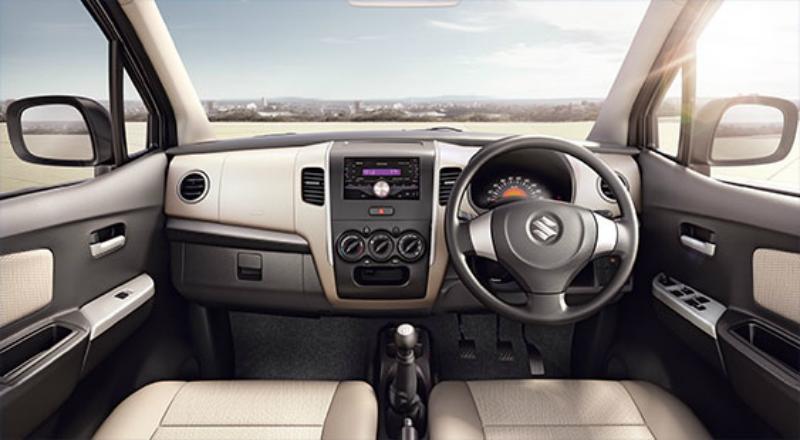 Maruti Suzuki Wagon R New Model Interior