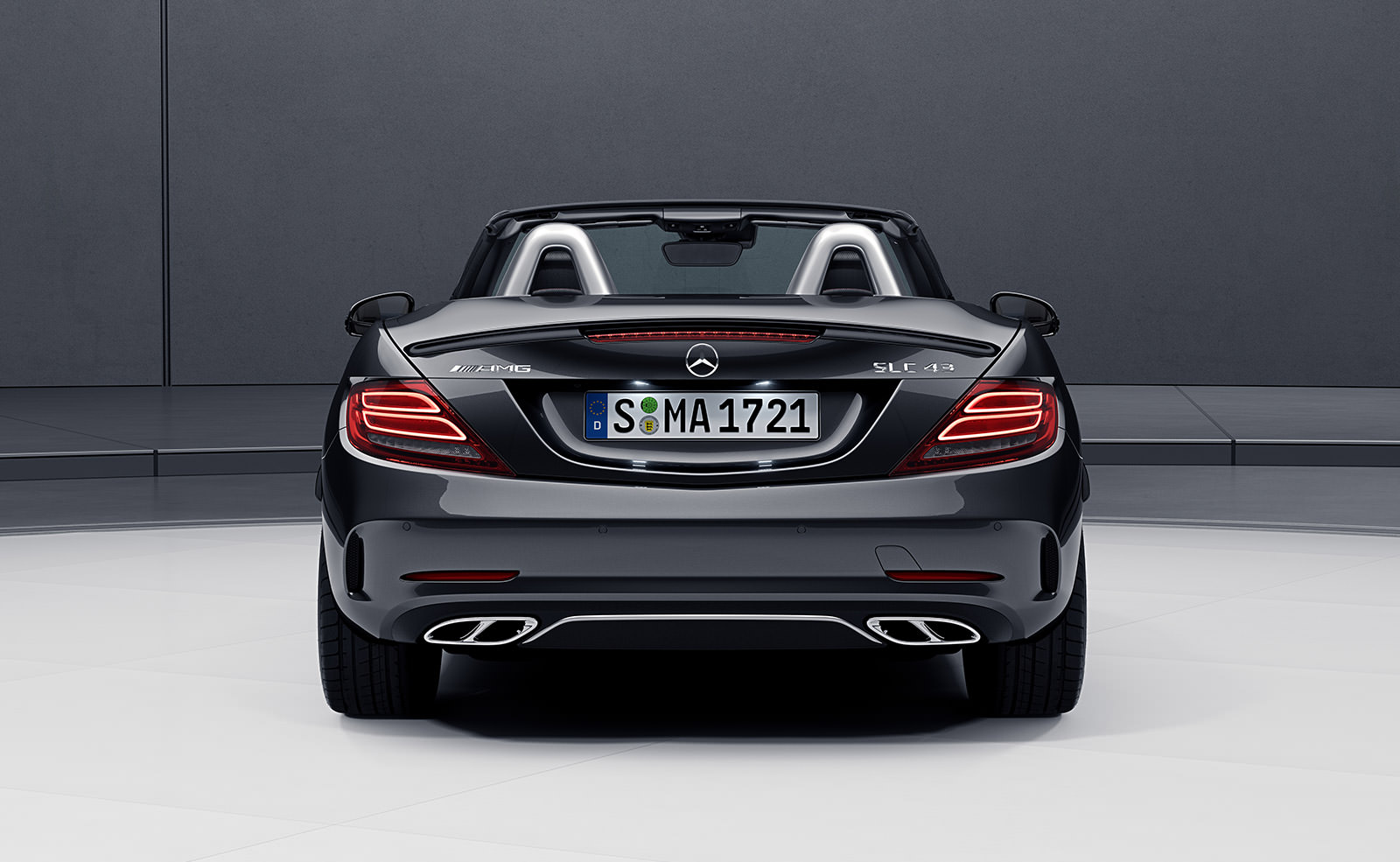 mercedes amg slc 43 india launch on july 26. Black Bedroom Furniture Sets. Home Design Ideas