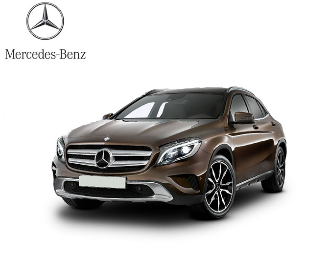 Mercedes benz gla 200 cdi and sport reached to india for for Mercedes benz suv india