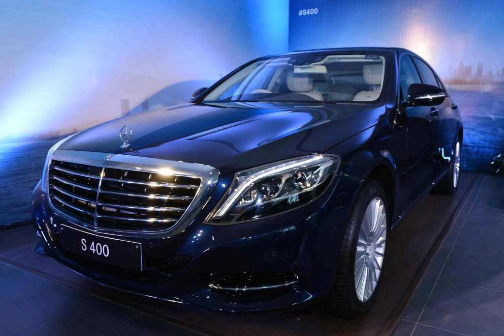Mercedes benz india tends to discontinue the s500 variant for Mercedes benz s400 price