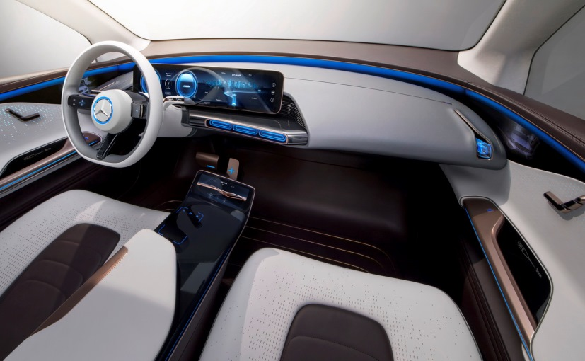 mercedes generation eq concept interior