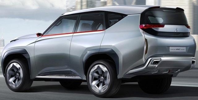 Third Generation Mitsubishi Pajero Sport Rendered