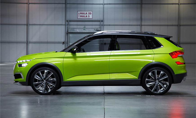 New-Skoda-SUV-Side-View