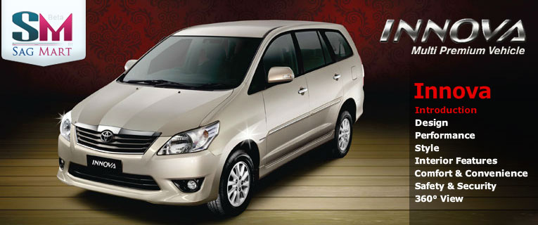 Attention!! It's New Toyota Innova