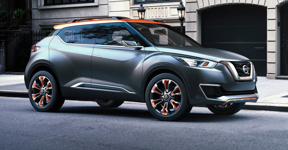 Nissan Kicks Production Expected to Start from May 2018
