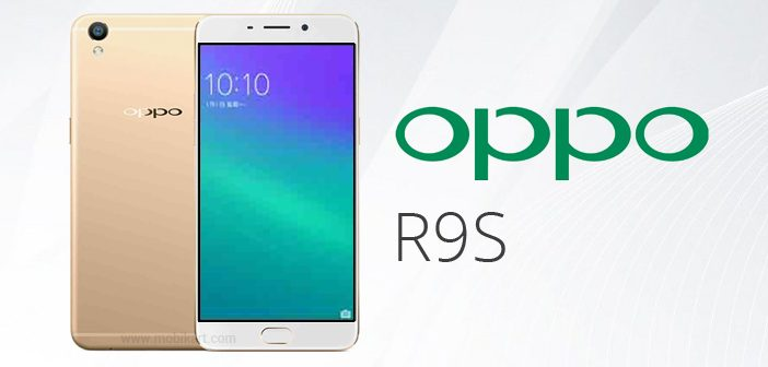 Oppo Launches Two New Smartphones Named As R9s and R9s Plus