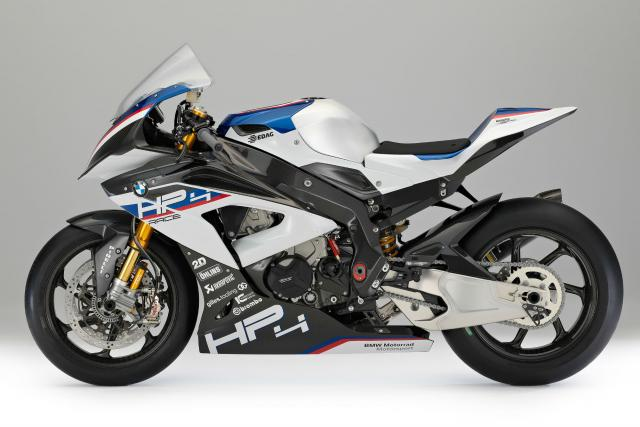 2017 BMW HP4 Race Limited Edition