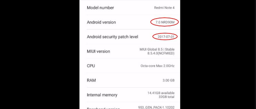 Xiaomi Finally Rolls Out Nougat Update To The Redmi Note 4: Android 7.0 Nougat Rolls Out To Redmi Note 4 Users
