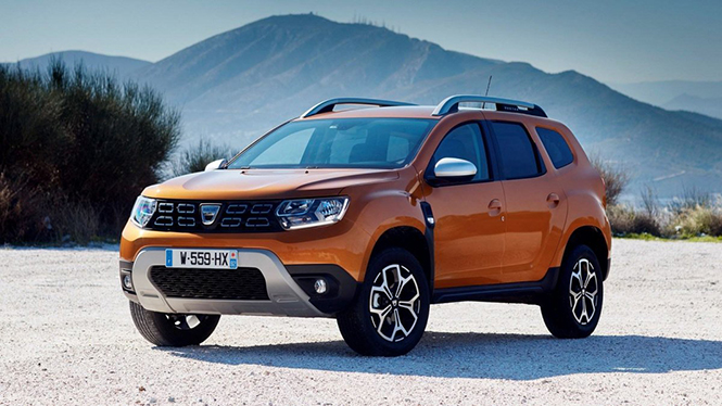Renault Duster cars in India