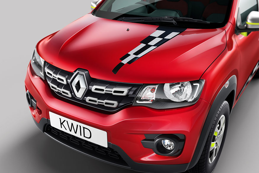2018 Renault Kwid Live For More Reloaded Edition