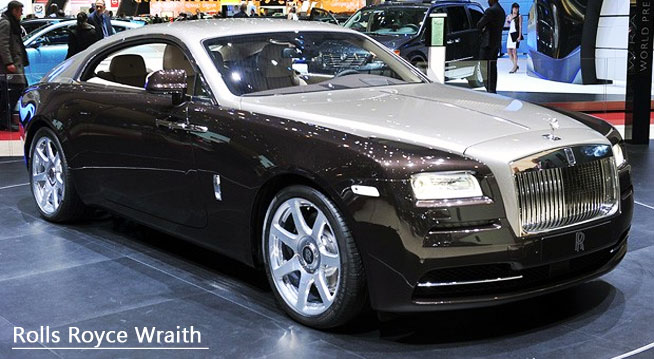 rolls royce wraith to launch in august 2013. Black Bedroom Furniture Sets. Home Design Ideas