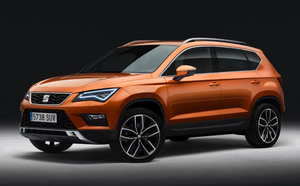 Seat Ateca Front End
