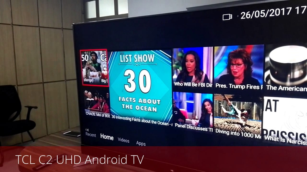 TCL C2 UHD Android TV Sneak Peek