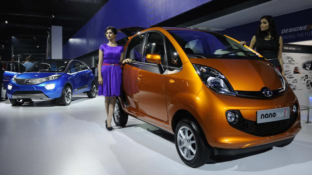 Tata Genx Nano Seems To Be Released In Upcoming Weeks
