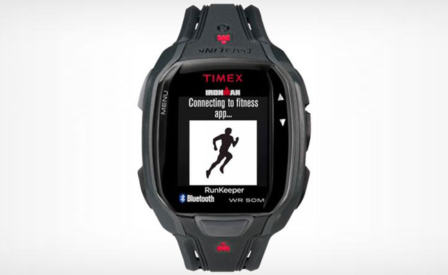 Timex Ironman Run X50 Plus: fitness watch with smartwatch ...