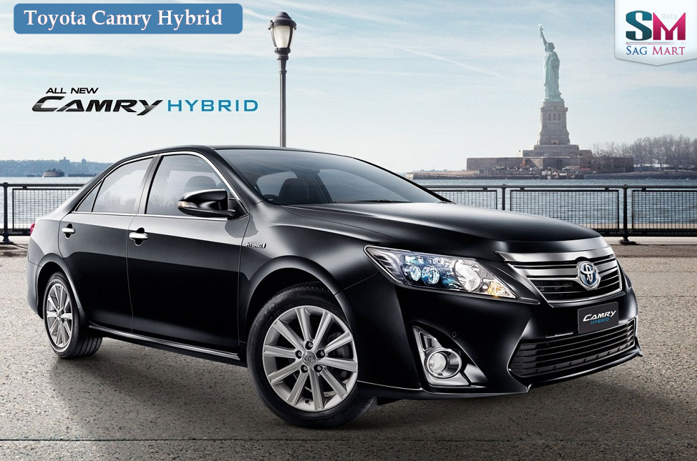 Toyota Camry Hybrid in India - SAG Mart