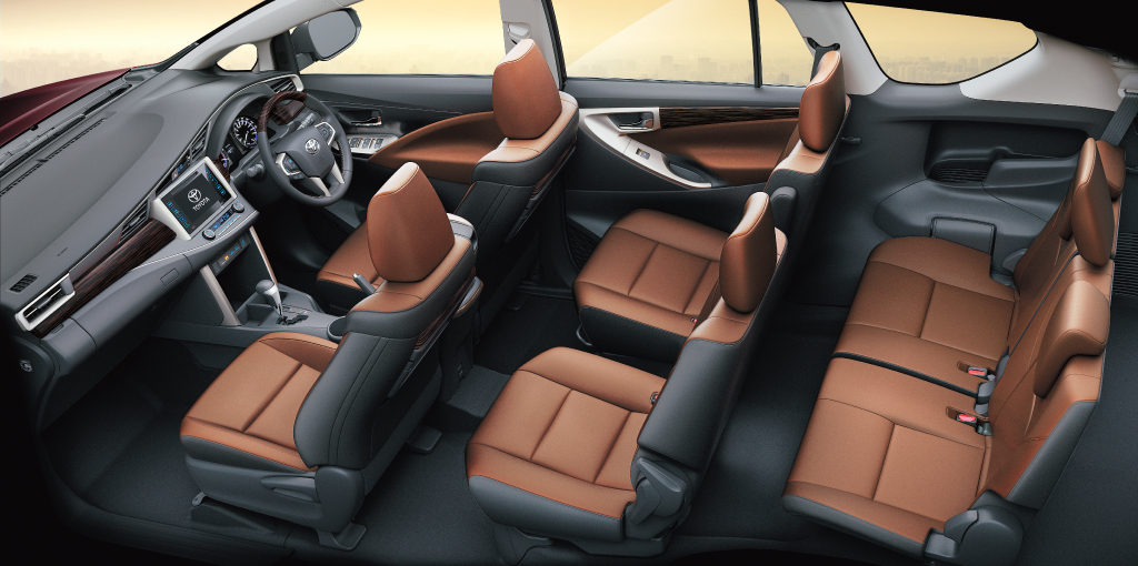 Toyota's Recently Launched Crysta Innova Crosses 18,000 ...