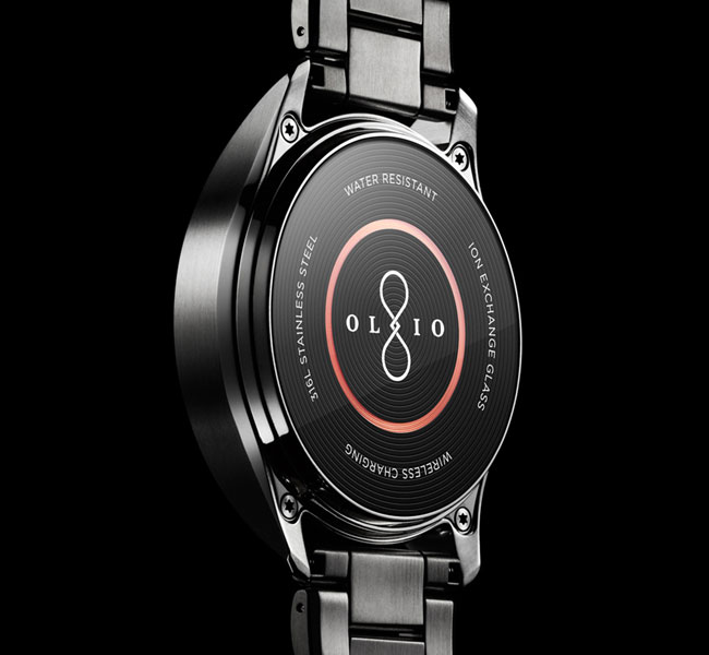 Olio Smartwatch Defends from Notification Stuff and ...
