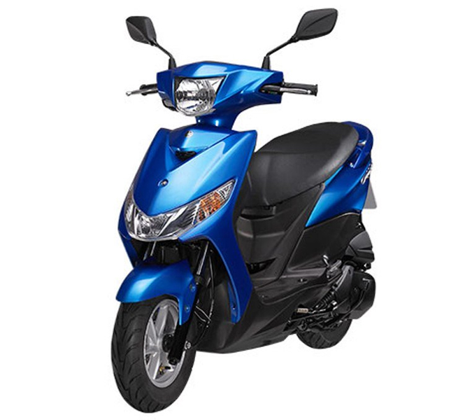 Yamaha Scooters In India  Cc