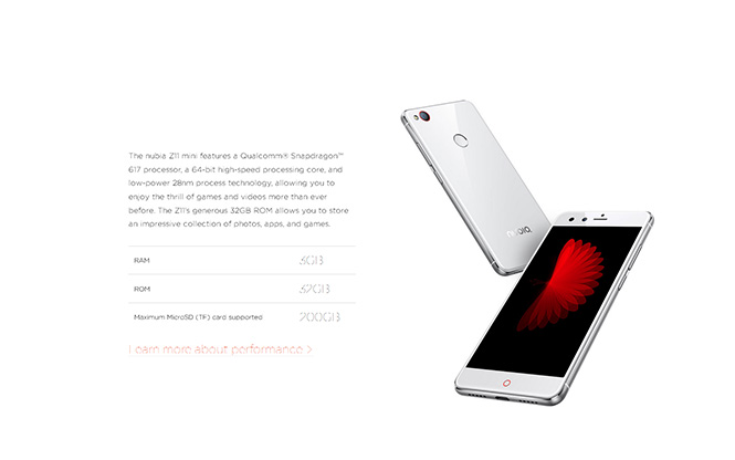 have zte nubia z11 amazon can