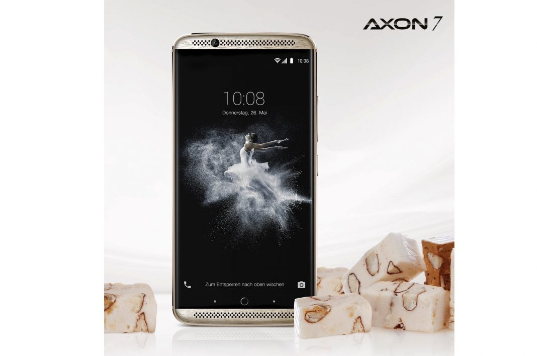 the latest zte axon 7 update for park