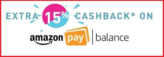 Amazon great Indian sale pay balance offer