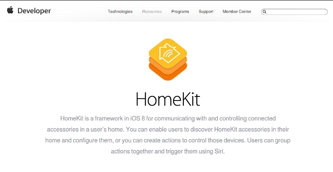 Apple HomeKit