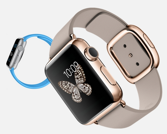 Apple Smartwatch Could Be Transformed Into Motorcycle Keys