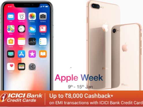 Apple Week Sale