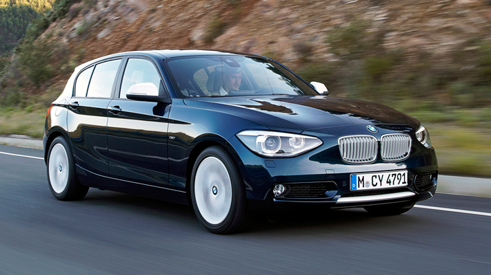 bmw 1 series facelift to uncover at geneva auto show. Black Bedroom Furniture Sets. Home Design Ideas
