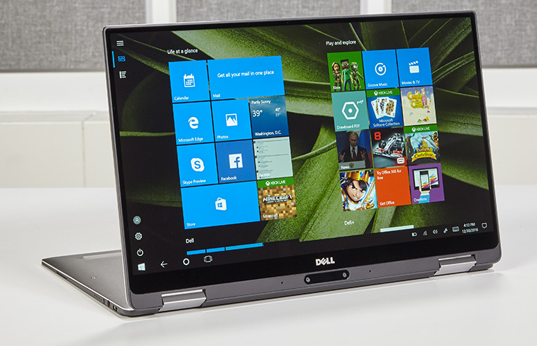 Dell XPS 13 2-in 1 laptop