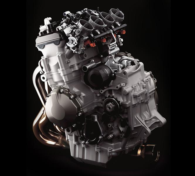 Kawasaki planning new 250cc 4 cylinder engine for next Ninja
