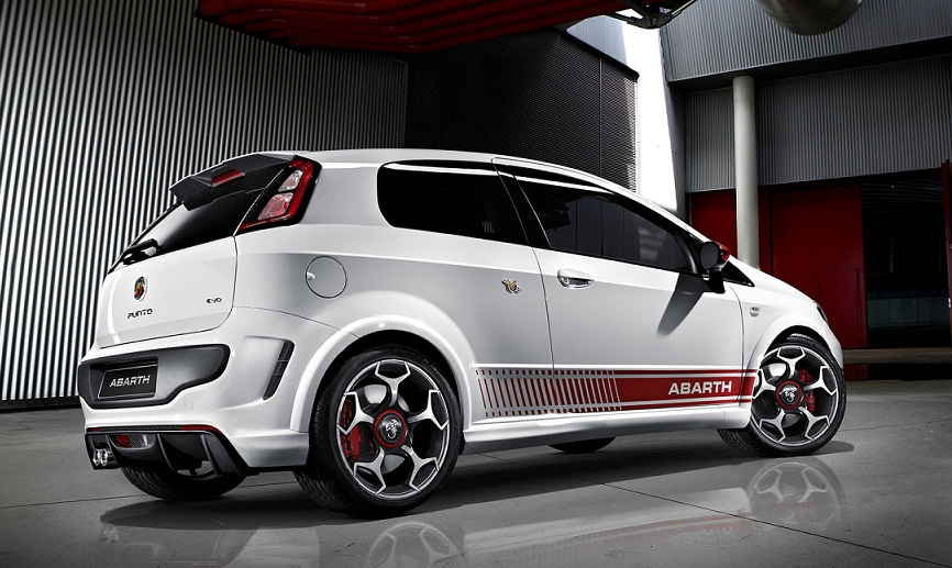 Fiat-Abarth-Punto-Rear