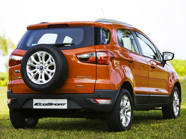 Ford EcoSport Recall
