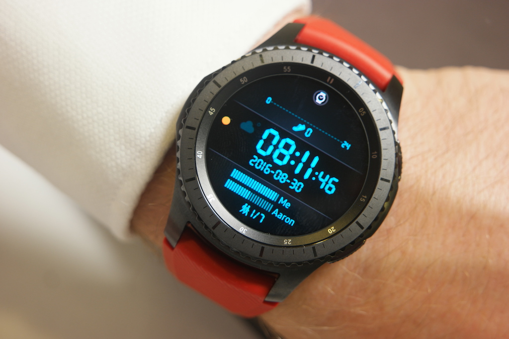 Samsung Launches Gear S3 Classic, Gear S3 Frontier ...