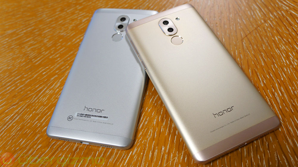 Huawei Honor 6X Gold Variant