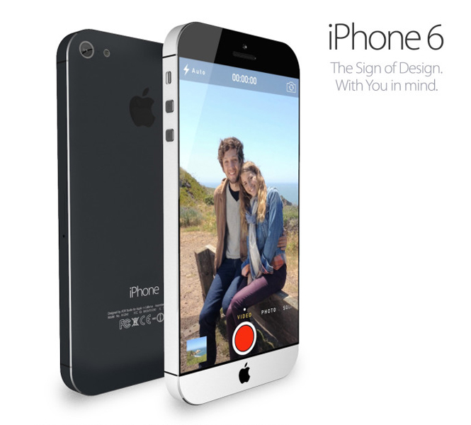iphone 6 is ready to go in mass production. Black Bedroom Furniture Sets. Home Design Ideas