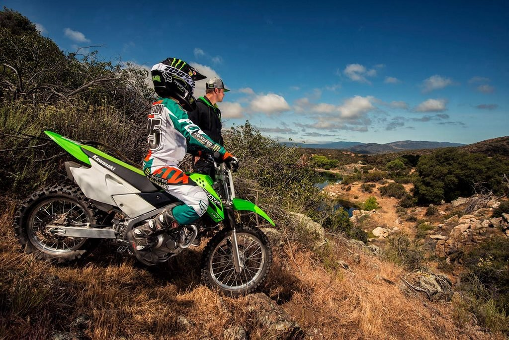 Kawasaki To Launch Its Klx140 On January 22 In India