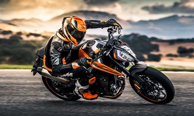 KTM Duke 790 Headlight