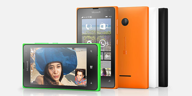 Lumia 435 in Exchange Offer