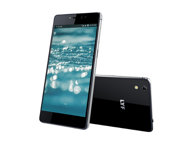 Lyf Water 8 With 2600mAh battery