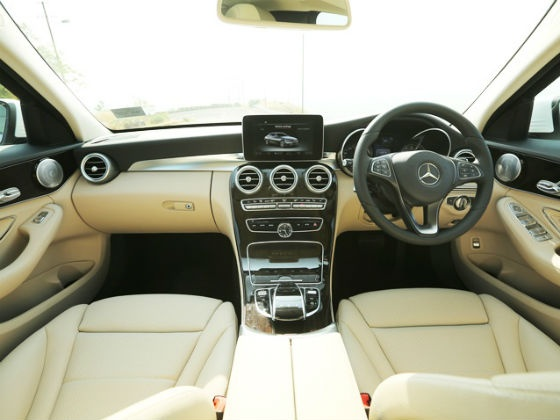 Mercedes benz c class introduced in india at inr 40 9 lakhs for Mercedes benz c class price in india