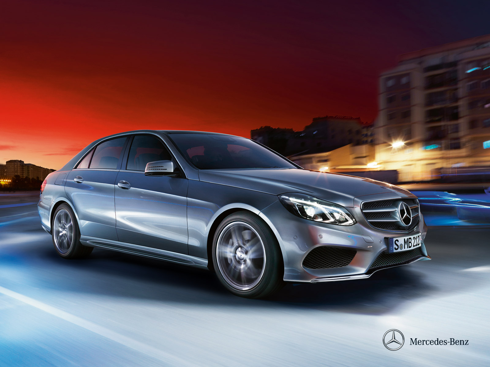 Mercedes Benz To Release Its Most Awaited E 350 Cdi