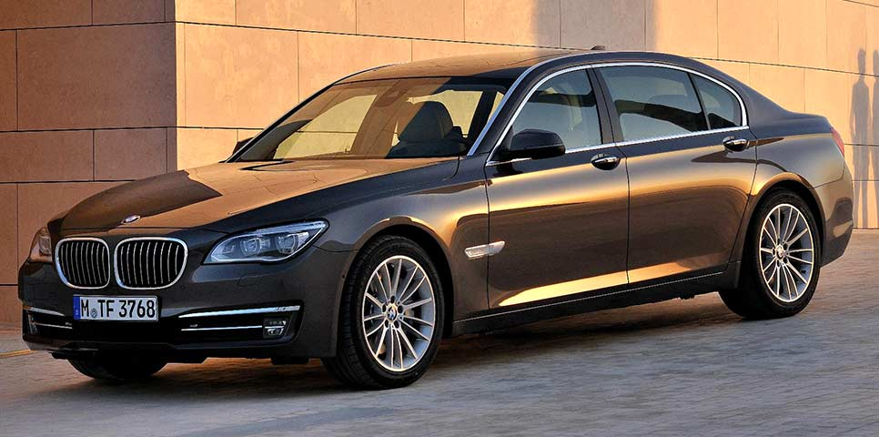 BMW 7 Series Individual Final Edition Exterior