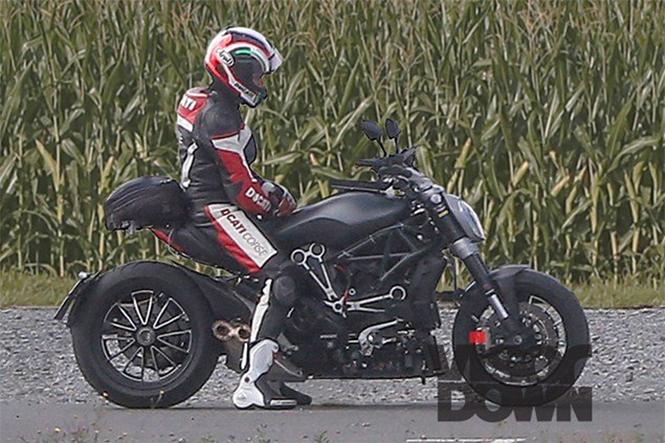 Ducati Scrambler Forward Footpegs