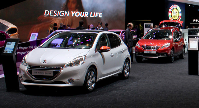 peugeot launches 4 editions of the 208 hatchback car. Black Bedroom Furniture Sets. Home Design Ideas