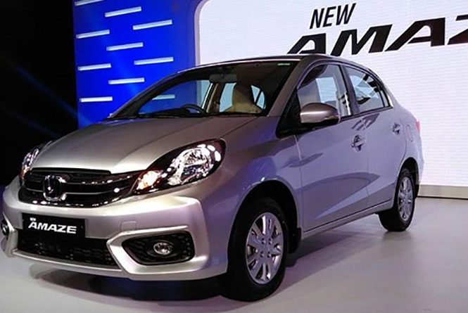 2018 Honda Amaze Will Launch At Auto Expo 2018