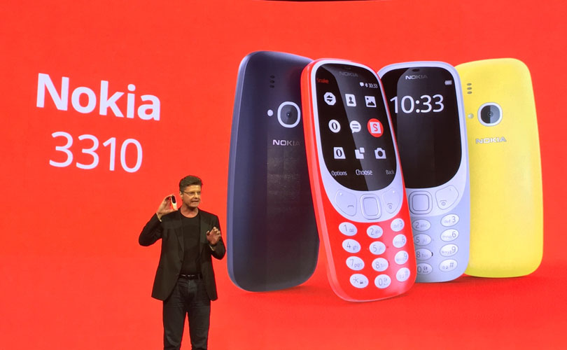Nokia 3310 in India Now