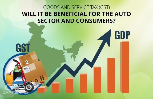 GST and Atomobile industry